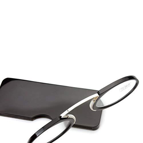 de nez 5 3 lunettes Noir pincée 5 2 0 MUCHAO 3 5 0 Unisexe lecture Pince 1 1 0 Nez style repose 2 nwSp8XqA
