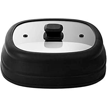 Amazon Com Bezrat Vented Collapsible Microwave Plate