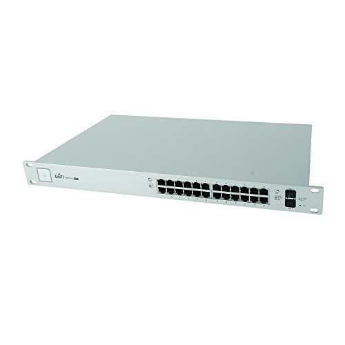 Ubiquiti UniFi Switch - 24 Ports Managed (US-24-250W) (Best Prices On Computer Components)