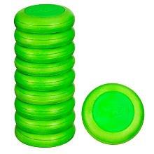 Nerf Vortex Refills 10 discs- Green (Disc Nerf Gun Vortex)