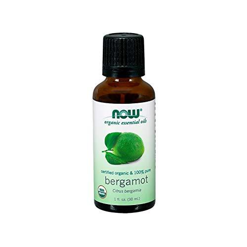 Now Essential Oils, Organic Bergamot Oil, 1-Ounce
