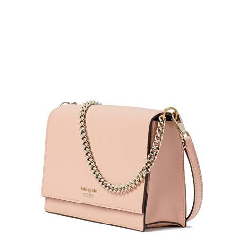 Kate Spade New York Leather Cameron Convertible Crossbody Handbag Clutch, Warm Vellum from Kate Spade New York
