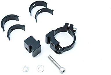 Front Derailleur Clamp Fat Bike Adapter 31.8//34.9mm Aluminum Alloy Outdoor Tools