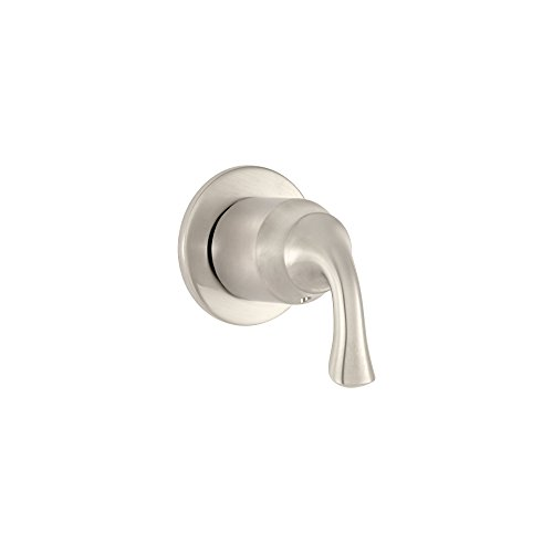 American Standard Petal (American Standard T106430.295 Romantic Patience Diverter Valve Trim, Brushed Nickel)