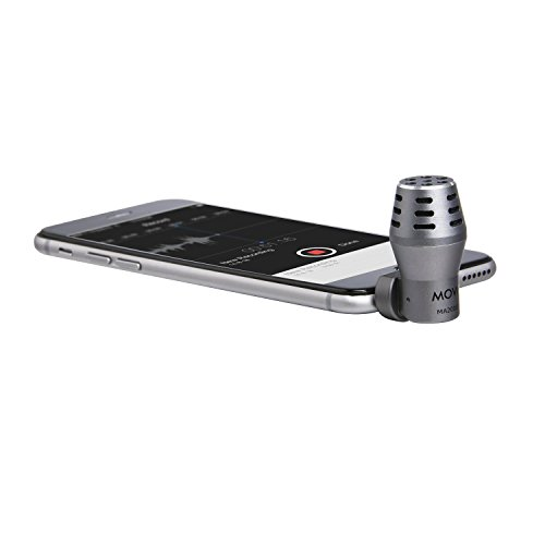 Movo Omni Directional Calibrated Condenser Microphone