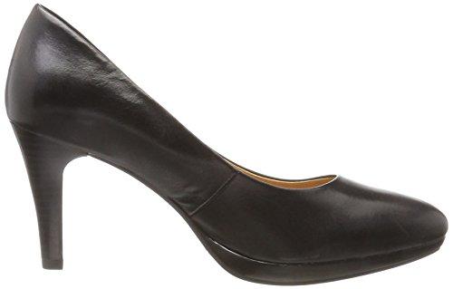 Caprice Women's 22411 Closed-Toe Pumps Black (3) o1S1jBhG