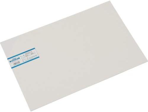 光 塩ビ板 白 3×300×450mm EB343-5