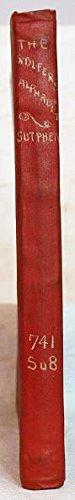 1898 ''The Golfer's Alphabet'' 1st Edition Rare Book