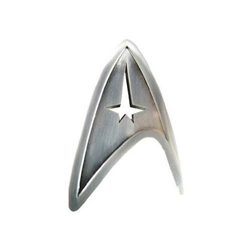 QMX Star Trek Magnetic Insignia Command Badge