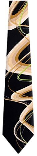 Jerry Garcia Mens Fashion Designer Brand Silk - Tie Garcia Necktie