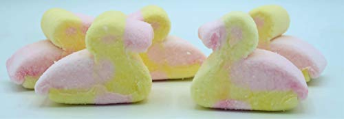 Candy Shop Easter Pink and Yellow Marshmallow Chicks - 2.2 lb Bag