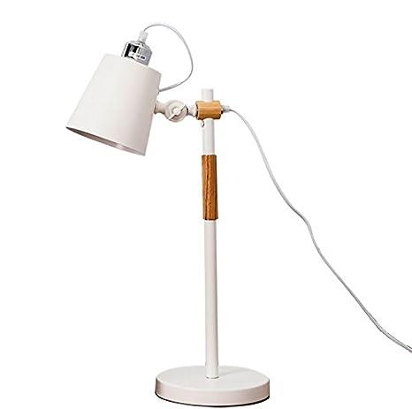 HHCH Lámpara de Mesa Lámpara de Lectura Protección de los ...