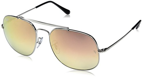 RB Argent The Silver 3561 Ban General Ray Sonnenbrille Ozw4qxI