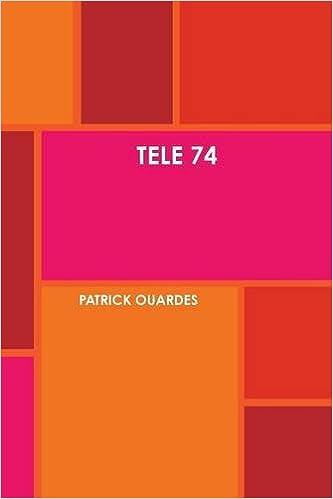 Téléchargement Tele 74 pdf