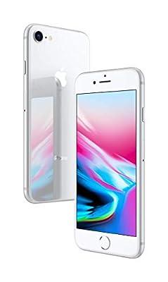 Apple Iphone8 (64GB)- Silver - [Simple Mobile Prepaid]