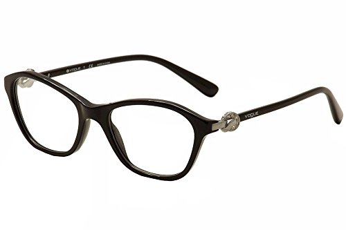 Vogue Eyeglasses VO2910B W44 Black 51 18 - Vogue Women Glasses