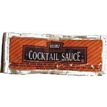 Seafood Cocktail Sauce Single Serve 200 Case 12 Gram