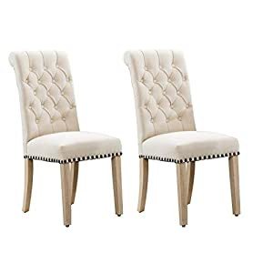 31Gujuy7NsL._SS300_ Coastal Dining Accent Chairs & Beach Dining Accent Chairs