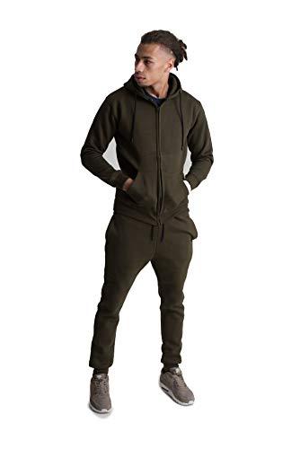 Kaki Pour De Survêtement Pantalons Hommes Jogging wFg0XFxqR