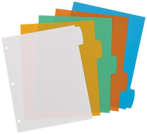 Avery Durable Plastic Dividers 26178