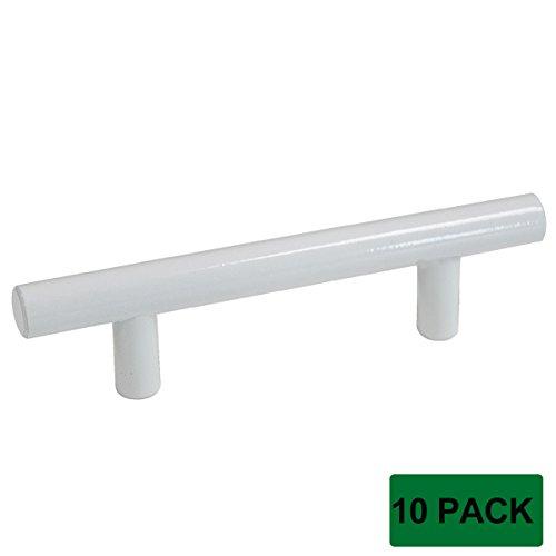 kitchen cabinet hinges white - 9
