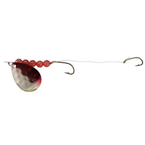 Northland Tackle WSR5-HNB Mr. Walleye Crawler Hauler Indiana Rig, 5 Hook ()