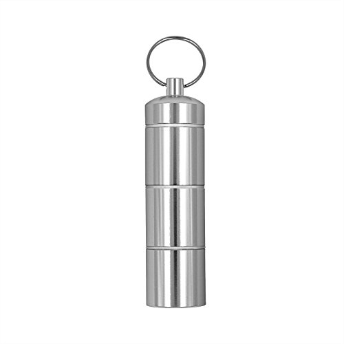 pill dispenser key chain - 5