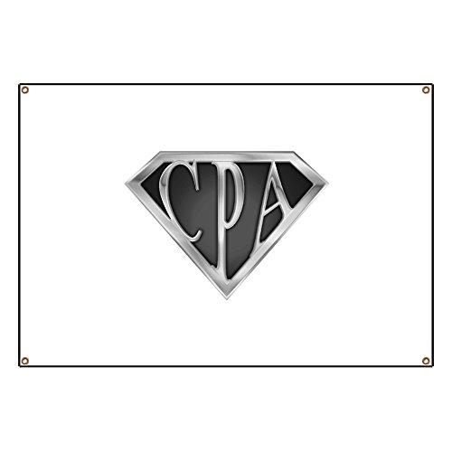 Cpa Corner - CafePress Spr_Cpa2_C - Vinyl Banner, 44