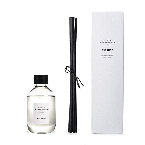 Refill Mediterranean Fig - Urban Apothecary Fig Tree Luxury Diffuser Refill with Reed 200 ml