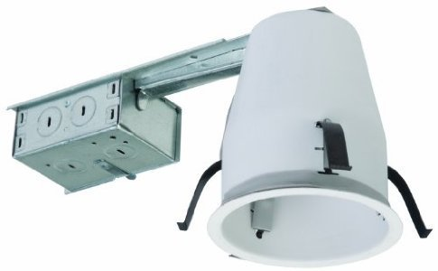 """4"""" Non-IC Remodel Recessed Housing"""