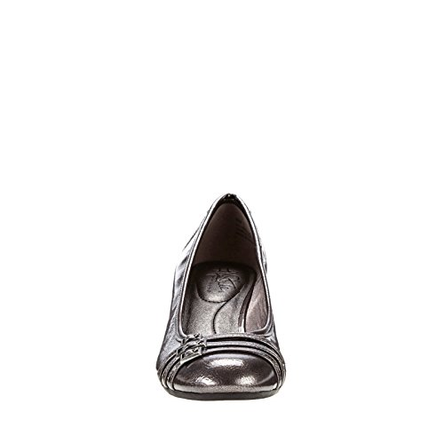 LifeStride Frauen Farrow Wedge Pump Zinn