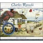 Charles Wysocki Collector's Edition 2009 Wall Calendar