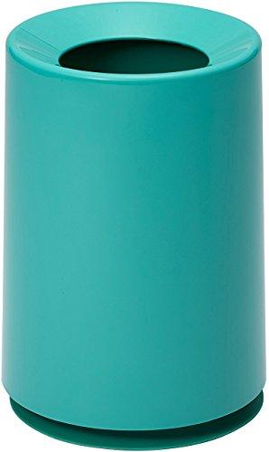 Ideaco TUBELOR Mini Designer Round Countertop Trash Can, Conceals any Plastic Bag 0.3 Gal / 1.2L, NEON - Kids Glasses Costco