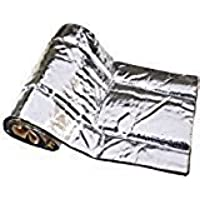 Car Automotive Vehical Boat Motor Roof Trunk Floor Firewall Deck Area Heat Insulation Deadening Material Mat Liner (360x40)