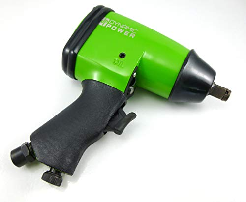 Dynamic Power Air Impact Wrench, 1/2 Inch, Composite Impact Wrench by Dynamic Power (Image #2)