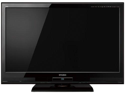 三菱電機(MITSUBISHI) 40V型 液晶 テレビ LCD-40BHR500 フルハイビジョン HDD(内蔵) BDDVD 2011年モデル B004W4Y0Q0  40型