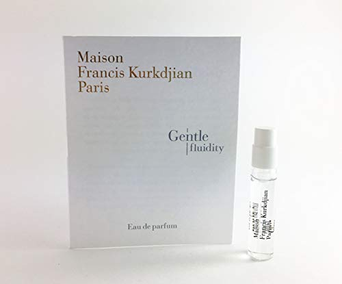 (Maison Francis Kurkdjian Gentle fluidity Silver Edition eau de parfum Sample Spray (.06 oz.) )