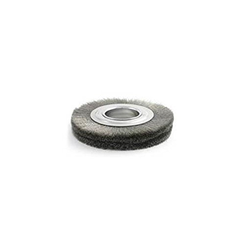 BRUSH RESEARCH MFG CO INC - BDA-12 .014 2 AH CRIMPED WIRE WHEEL 12 - BSBDA1214 by BRUSH RESEARCH MFG CO INC