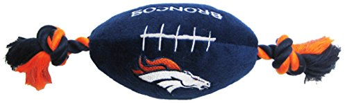 Denver Broncos Plush Football - 6