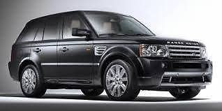 PSSC Pre Cut Front Car Window Films for Land Rover Range Rover 2002 to 2012 50/% Light smoke Tint
