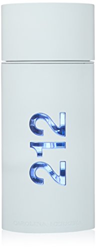 Carolina Herrera Ginger Eau De Toilette (212 Men Aqua by Carolina Herrera Limited Edition 3.4 oz)