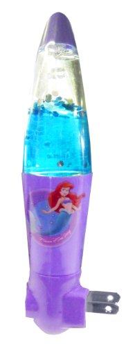 Disneyu0027s The Little Mermaid Motion Night Light   The Little Mermaid Lamp    Amazon.com