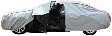 キャデラックカーカバーXT4 XT5 XTS ECT XLR SLSとの互換性サンプロテクションレインプルーフ厚化断熱材スペシャルカーカバー (Color : Gray, Size : XTS)