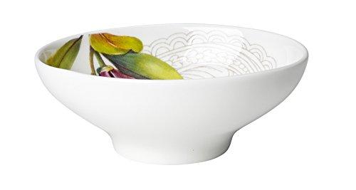 (Villeroy & Boch Quinsai Garden Dip Bowl, Porcelain, Multi-Colour, 7 x 6)