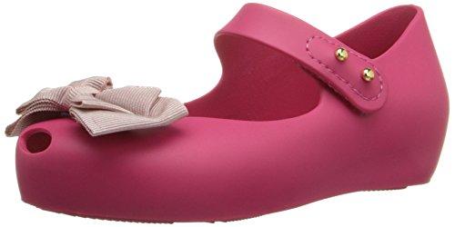Toddler Mini (Mini Melissa Ultragirl Sweet SP BB Mary Jane Shoe (Toddler), Pink, 7 M US Toddler)