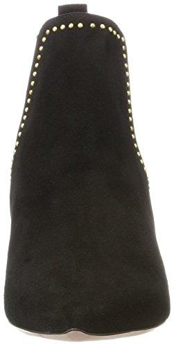 Oxitaly Noir Chelsea nero Nero Boots Femme Sandra 336 wArBwq7