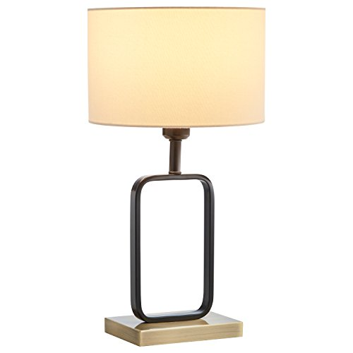 Stone & Beam Modern Metal Table Lamp, 20.5