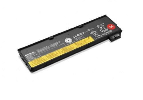 Lenovo ThinkPad Battery 68 ( P/N:0C52861 ) 3 Cell , 23.5Wh, 11.4v, 0.4lbs, Check Compatibility