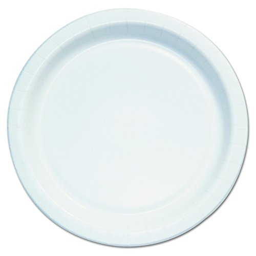 Solo MP6B-2054 6 in White Paper Plate, Medium Weight (Case of 1000) by Solo Foodservice