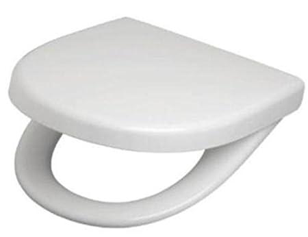 Spa Toilet Seat : Ceravid pia spa toilet seat thermoset white alpin c